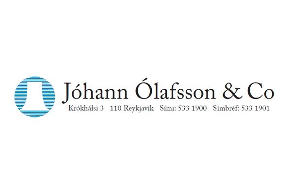 Jóhann Ólafsson og Co